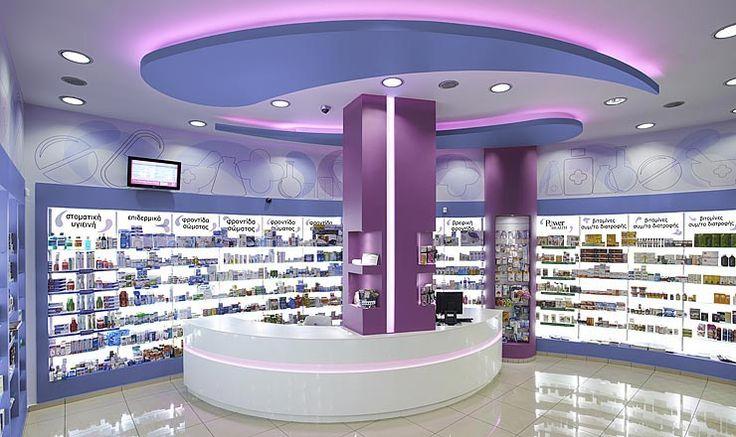 merchandising σε φαρμακεία